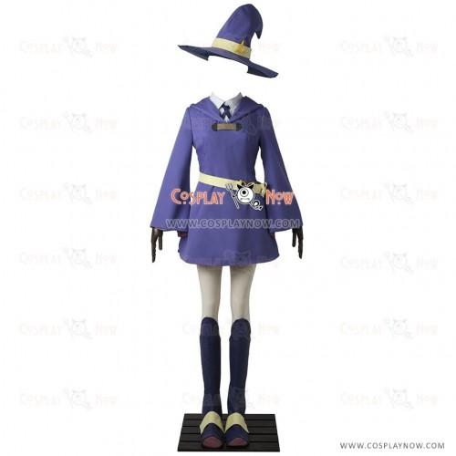 Amanda O'Neill costume cosplay Little Witch Academia