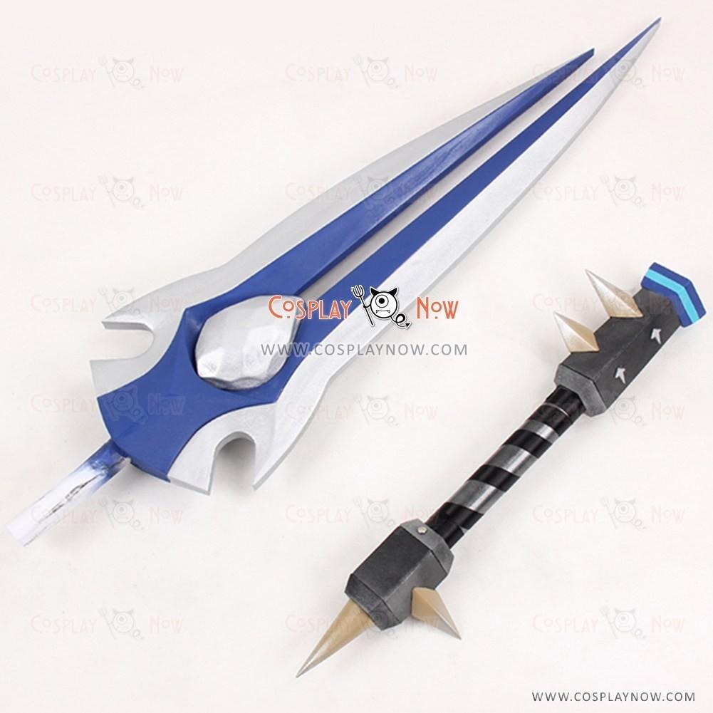 "Cosplay Props 47/"" Prince Thunderaan Thunderfury,Blessed Blade of the Windseeker"