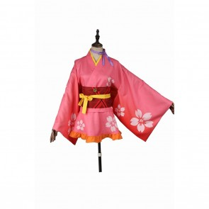 Kabaneri of the Iron Fortress Cosplay Mumei Costume