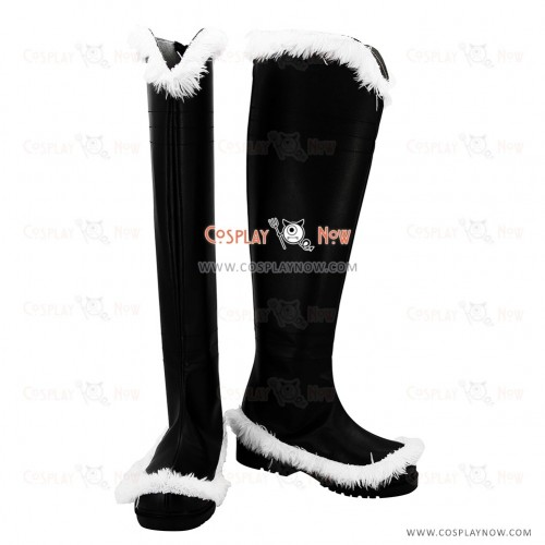 Valkyria Chronicles Cosplay Shoes Carisa Contzen Boots