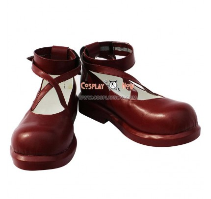 Hidan no Aria Riko Mine Lupin IV Cosplay Shoes