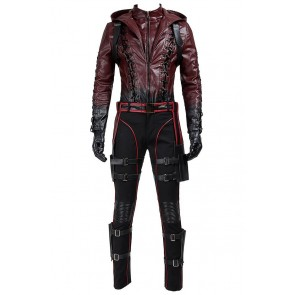 Roy Harper Red Arrow Costume For Green Arrow Season 3 Cosplay