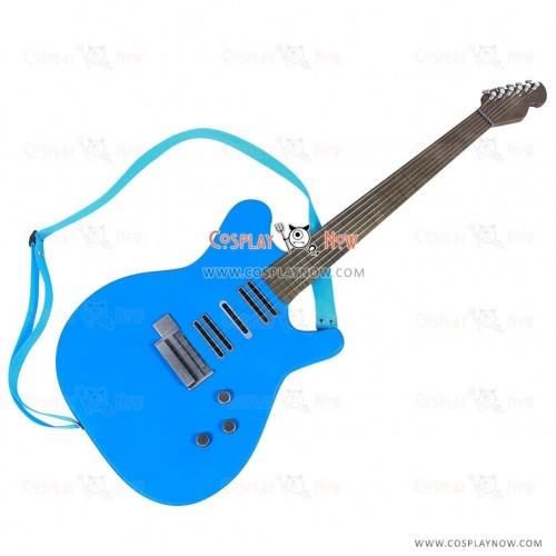 BanG Dream! Hikawa Sayo Guitar Cosplay Prop