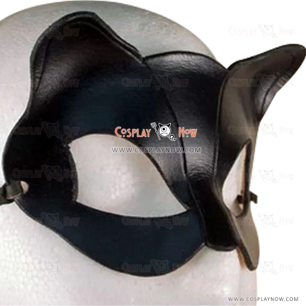 Catwoman Cosplay Mask for Batman Show and Masked Ball
