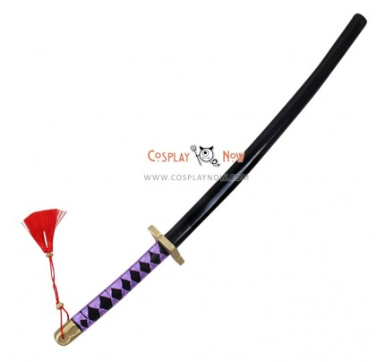 D.Gray-man Kanda You Sword with Sheath Cosplay Props