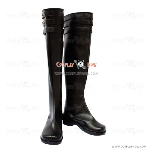Vocaloid Cosplay Shoes Type H Hagane Boots
