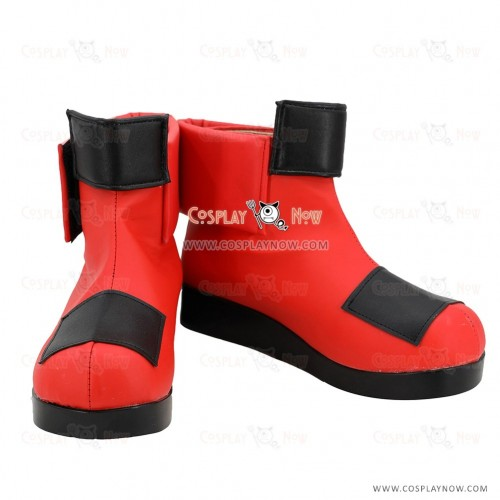 Aotu World Cosplay Grey Shoes