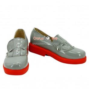 Kantai Collection Fleet Girls Uzuki Cosplay Shoes