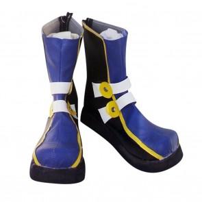 The World Ends with You Cosplay Shoes Neku Sakuraba Boots