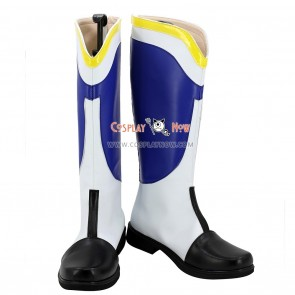 Mobile Suit Gundam Cosplay Shoes Mcgillis Fareed Boots