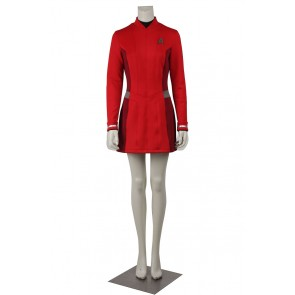 Star Trek Beyond Cosplay Nyota Uhura Costume