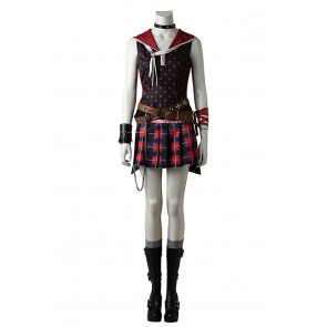 Final Fantasy XV Cosplay Iris Amicitia Costume