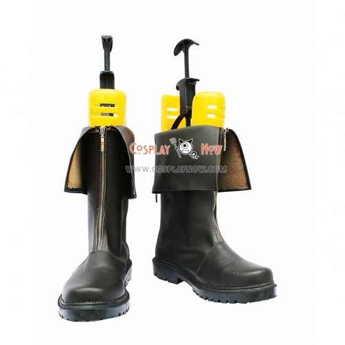 Dissidia Final Fantasy VII Cosplay Shoes Cloud Boots