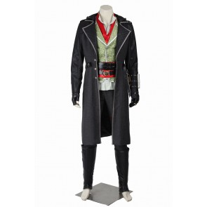Assassin's Creed Syndicate Cosplay Jacob Frye Costume