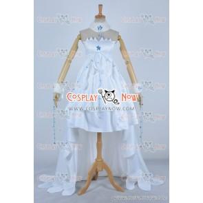 Chobits Clamp Chii Elda Cosplay Costume Dress