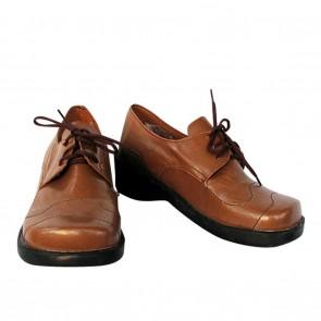 Macross Frontier Alto Saotome Cosplay Shoes