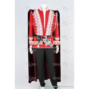 Once Upon A Time Prince Charming David Nolan Cosplay Costume