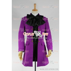 Black Butler Earl Alois Trancy Cosplay Costume