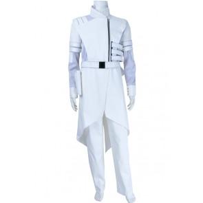 G I Joe Retaliation Storm Shadow Paladin White Cosplay Costume