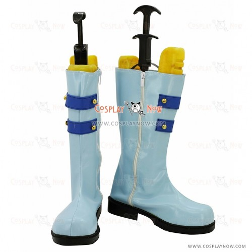 Love Live Start Cosplay Shoes Dash Umi Sonoda Boots