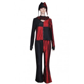 Batman Cosplay Harley Quinn Dress Costume