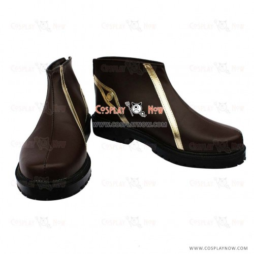 Ragnarok Online Cosplay Witch Shoes