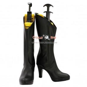 Devils and Realist Cosplay Shoes Gilles De Raise Show Boots