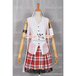 Final Fantasy XIII Serah Farron Cosplay Costume