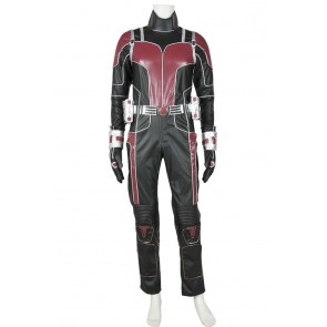 Ant-Man The Avengers Cosplay Scott Lang Costume