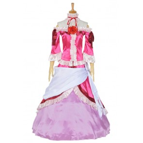 Fairy Tail Cosplay Lucy Heartfilia Dress Costume