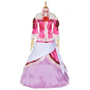 Fairy Tail Cosplay Lucy Heartfilia Dress Costume