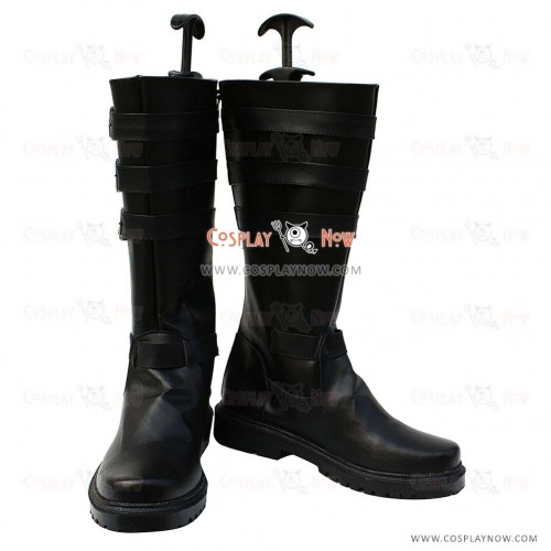 Final Fantasy VII Cosplay Shoes Cloud Strife Boots