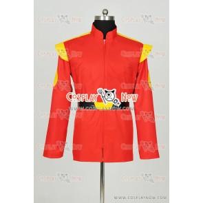 Futurama Captain Zapp Brannigan Cosplay Costume