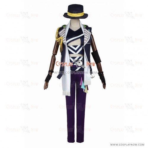 B-Project Cosplay Aizome Kento Costume