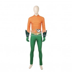 DC Comics Cosplay Aquaman Arthur Curry Costumes
