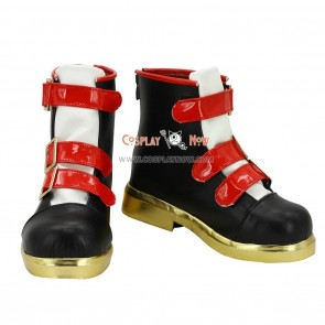 Dungeon Fighter Online Cosplay Summoner Shoes