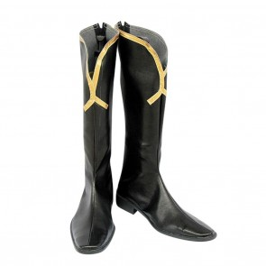 Code Geass Cosplay Shoes Jeremiah Boots