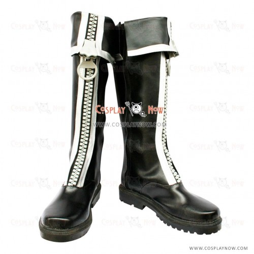 D Gray-Man Cosplay Shoes Allen Walker Boots