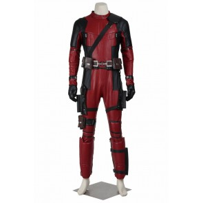 Deadpool Cosplay Wade Wilson Costume Version B Outfit