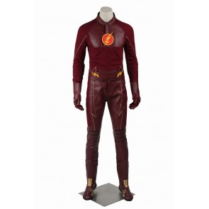 The Flash Season 1 Cosplay Barry Allen Costume
