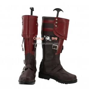 Final Fantasy Cosplay Shoes Lightning Boots