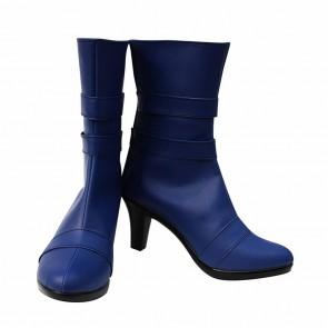 Sailor Moon Cosplay Shoes Tenoh Haruka Boots