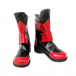 Magical girl lyrical Cosplay Shoes Nanoha Boots