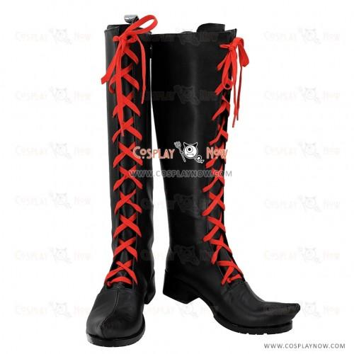 My Hero Academia Cosplay Shoes Ochako Uraraka Boots
