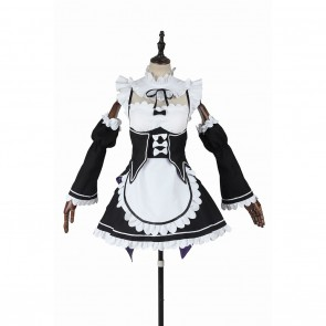 Re Life in a different world from zero Cosplay Rem Costume