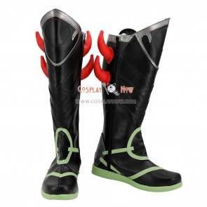 Overwatch Cosplay Shoes Genji Boots