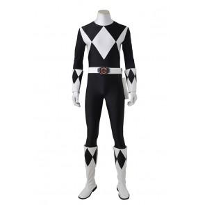 Mighty Morphin Power Rangers Cosplay Mammoth Ranger Goushi Costume