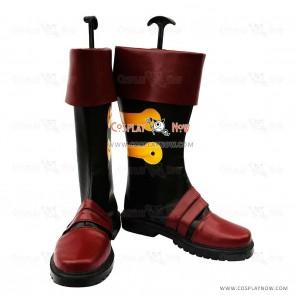 Gurren Lagann Cosplay Shoes Simon Boots
