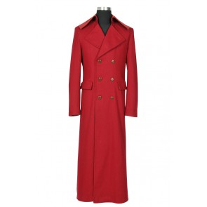 Doctor Who 4th Dr Tom Baker Cosplay Costume