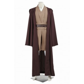 Star Wars Cosplay Mace Windu Uniform